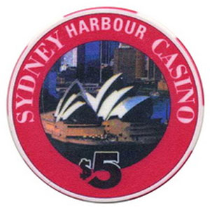 Sydney temporary casino